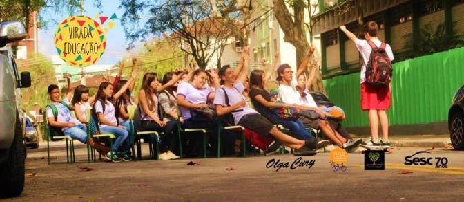 Virada Educação 2016 acontece em Santos entre 6 e 8 de outubro