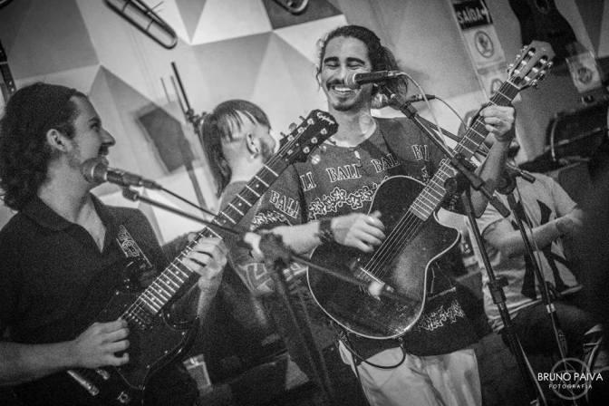 Diego Alencikas faz o show 'Uma Noite no Casarão' neste dia 7