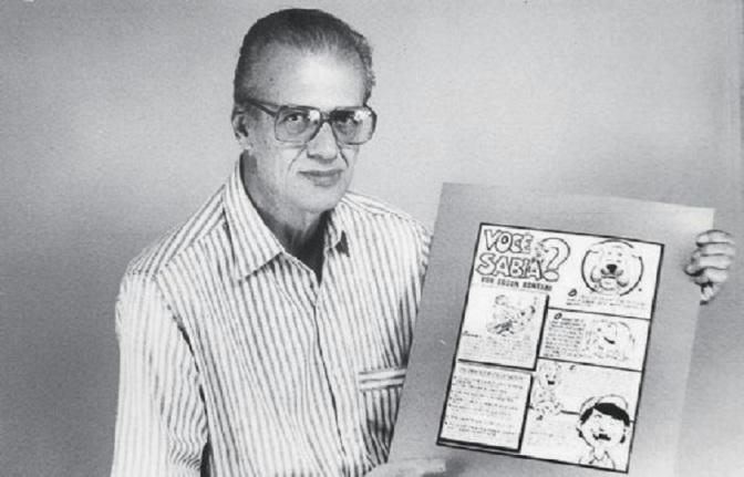 Encontro neste domingo na Gibiteca inicia homenagens ao pioneiro do fanzine
