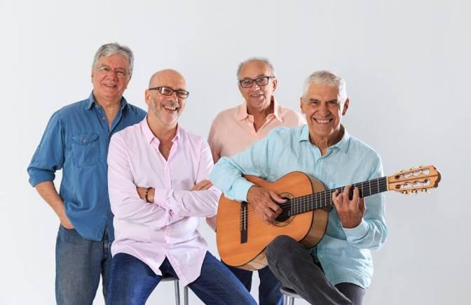 Agenda: Santos tem neste fim de semana MPB4, Folclore Português, cinema e mais