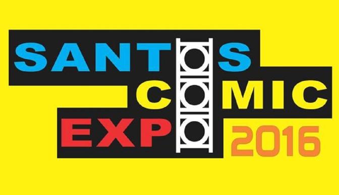 Confira a programação na íntegra do Santos Comic Expo no próximo dia 8