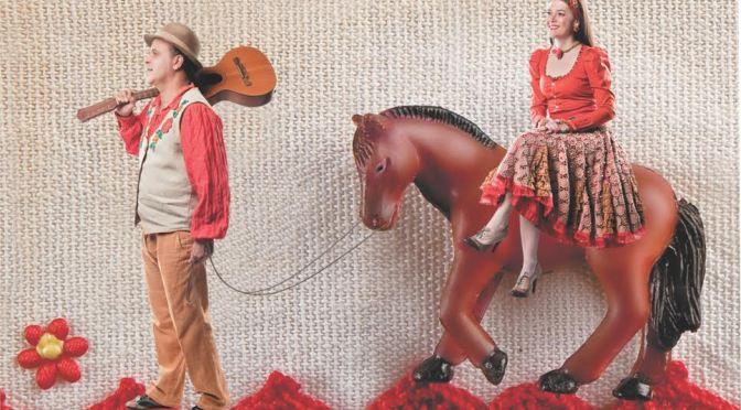 Santos recebe Circuito de Cultura Popular em comemoração ao mês das crianças