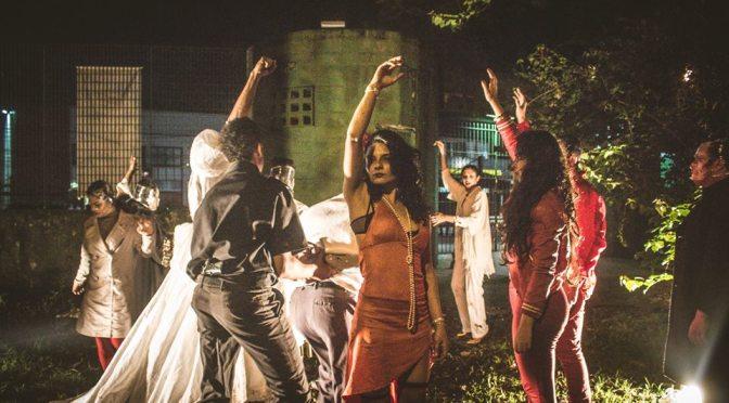 Última semana da temporada de 'Tentativa Zucco' em Cubatão