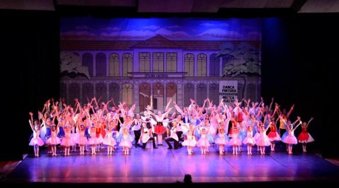 Espetáculo de dança do Ballet Sandra Romão é atração no Teatro Braz Cubas