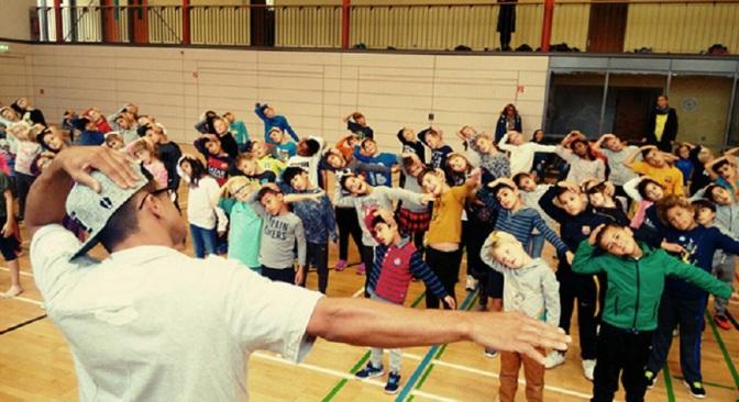 De Itanhaém, Dança em Ação atende 300 crianças e adolescentes na Alemanha