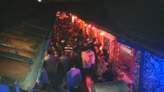 Com tema 'Trevas – A Utilização dos Espaços Públicos', tem sarau na Vila do Teatro