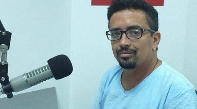 Revista Relevo entrevista secretário de cultura de Guarujá, Odair Dias Filho