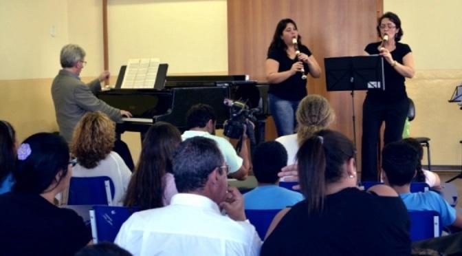ETMD Ivanildo Rebouças abre inscrições para cursos de música e dança