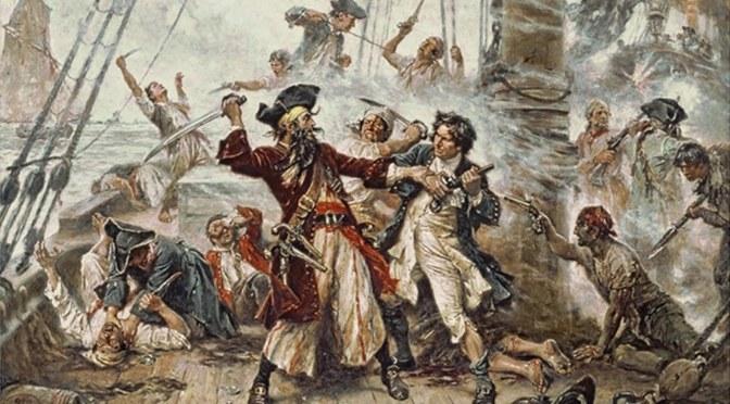 Piratas são tema de espetáculo da ETMD Ivanildo Rebouças no Braz Cubas