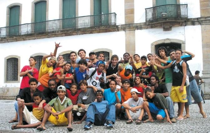 Oficinas Querô comemoram 10 anos no Valongo Festival Internacional da Imagem