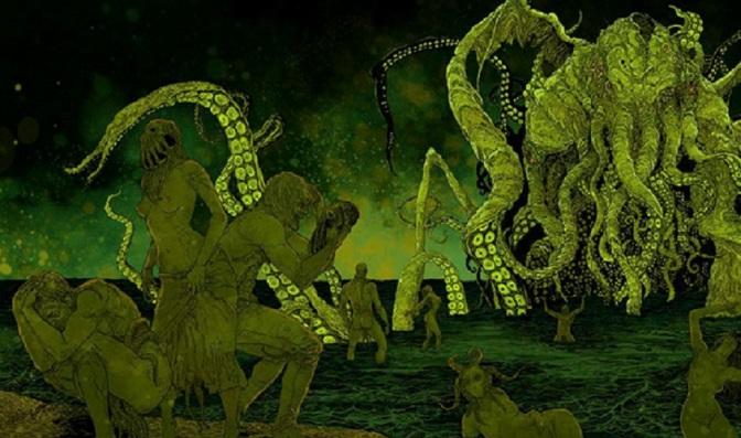 Quadrinhos de terror são tema de encontro na Gibiteca de Santos