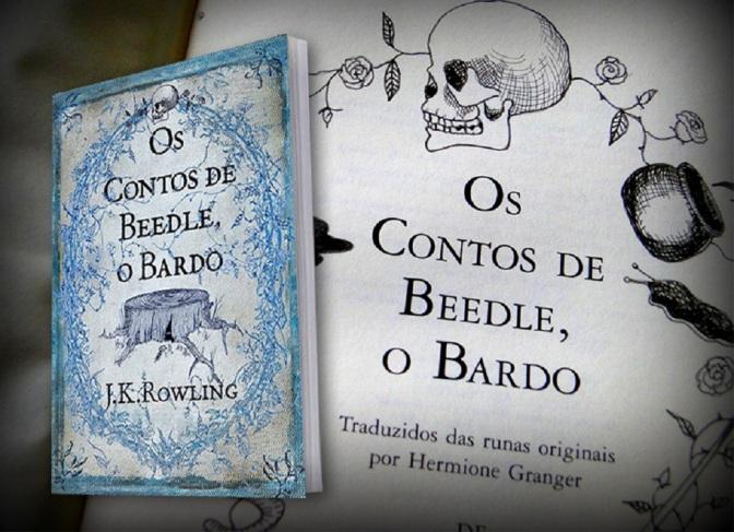 Clube Leia Mulheres debate 'Os Contos de Beedle, o Bardo' no dia 29 em Santos