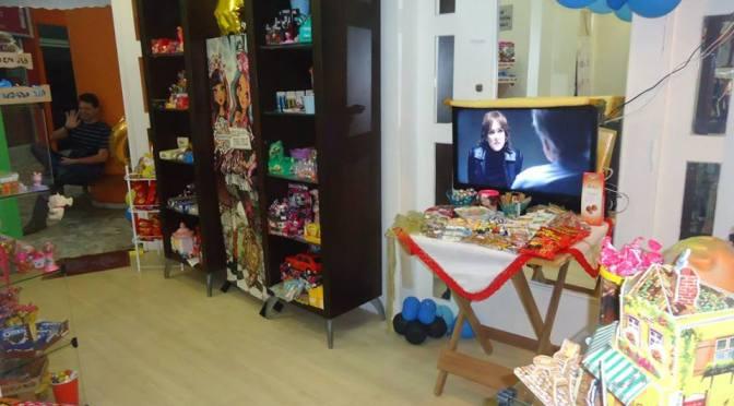 Loja Photonovelas realiza troca de livros no próximo sábado