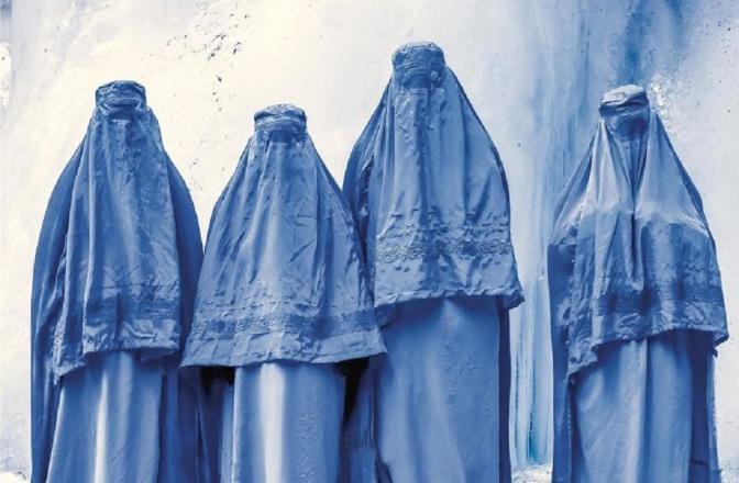 Mostra 'Burka' de Rosa Liksom acontece na Pinacoteca de Santos