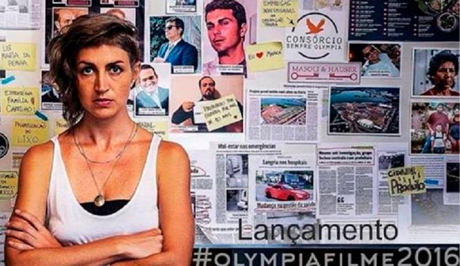 MISS recebe lançamento do longa 'Olympia', seguido de bate-papo com produtor audiovisual