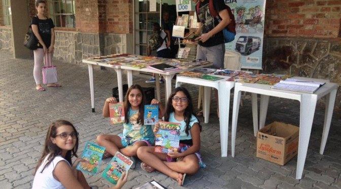 Itinerante, Leia Santos realiza seis edições em novembro
