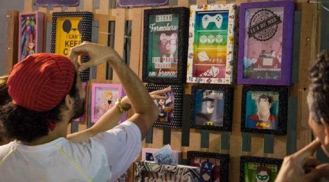 Bazar Cafofo estreia anexo no Lounge Tremendão no próximo dia 19