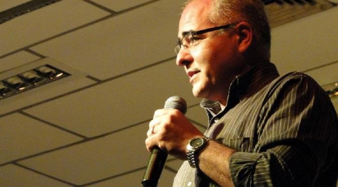 Revista Relevo entrevista ex-secretário de cultura de Cubatão, Welington Borges