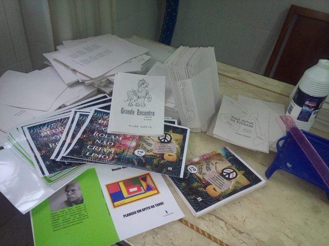 Costelas Felinas promove workshop de encadernação artesanal na Photonovelas