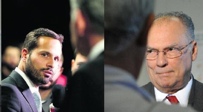 Marcelo Calero pede demissão do MinC; Roberto Freire assume a pasta