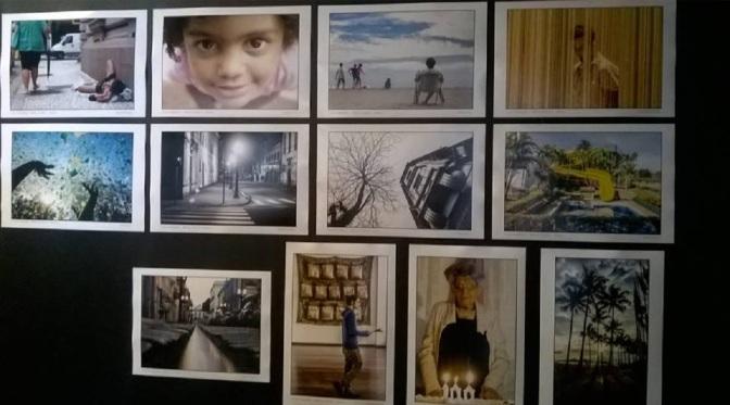 Exposição 'Cursos Cais' mostra trabalhos de alunos da Secult de Santos