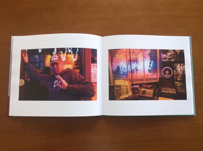 Em Santos, fotógrafo fala sobre produção de livro sobre a música do sul dos EUA