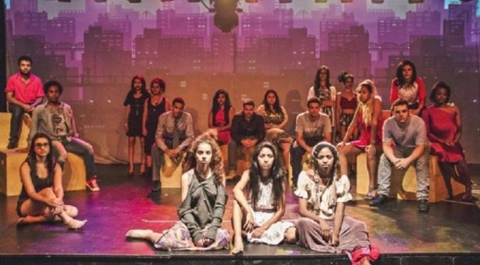 Neste dia 27, última sessão de 'Janelas Solitárias' no Teatro do Kaos