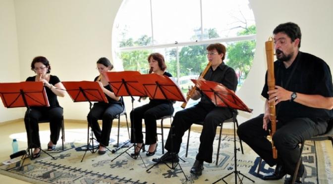 Grupo Rinascita de Música Antiga leva concerto 'Renascença'