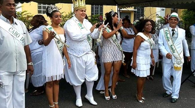 Dia do Samba terá Alvorada e escolha de cidadãos-samba