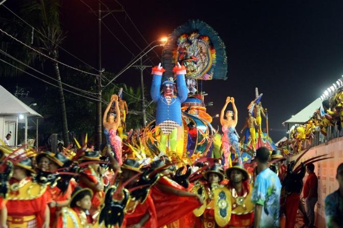 Guarujá busca realizar Carnaval 2017 via Lei Rouanet