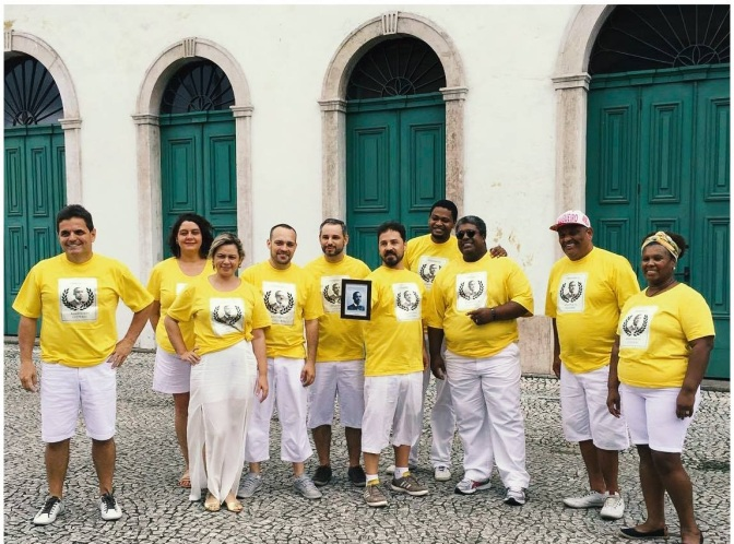 Movimento Terreiro 13 comemora centenário do samba neste sábado