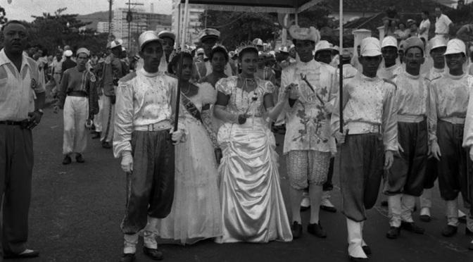Historiador lança livro sobre a escola de samba X-9, em Santos