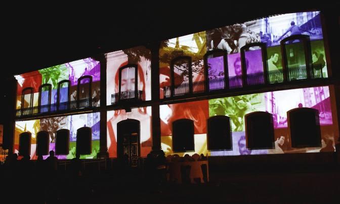 Cadeia Velha: Manifestação artística 'Até o Fim' pelos 35 anos do centro cultural