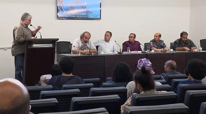 #PraçaDosArtistas: Versões da PM, Polícia Civil e Ouvidoria divergem sobre ação contra teatro