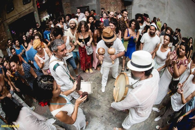 Vem aí a oficina 'Coco de Toré e o Mistério da Dança Circular Anti-Horária'