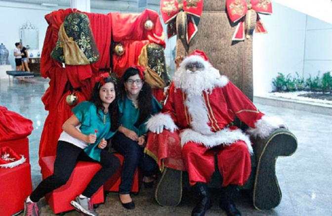Agenda natalina de PG inclui Coral na Sacada, Chegada do Papai Noel e musicais