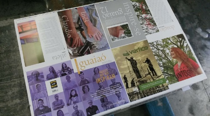 'Aqueles que nos inspiram' é tema da nova Revista Guaiaó