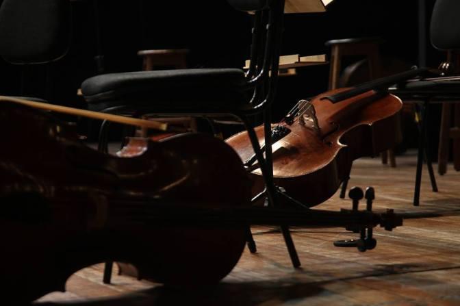 No aniversário de Santos, concerto da OSMS e Jazz Big Band