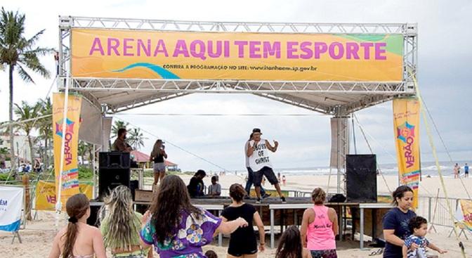 Dança de rua é destaque em programação cultural de Itanhaém