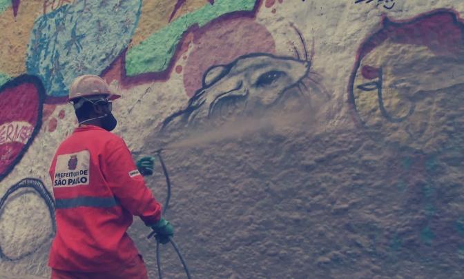 Opinião: Com 463 anos, Sampa é um muro grisalho para grafiteiros