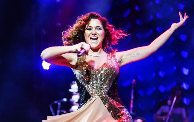 Maria Rita homenageia Santos com show patrocinado pelo Grupo Mendes