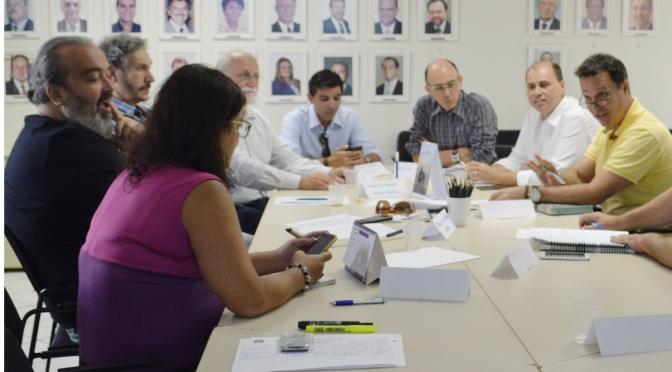 Cadeia Velha: Secretários se reúnem e Agem se compromete a dialogar com artistas