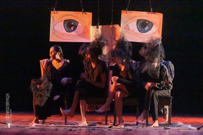 Teatro JN abre temporada no Parque Cultural Vila de São Vicente