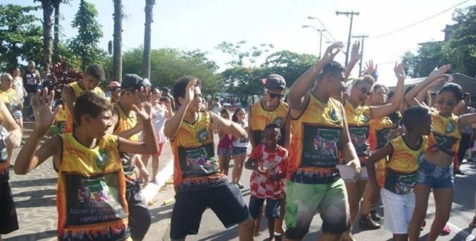 Banda do Jardim Casqueiro abre programação de Carnaval de Cubatão