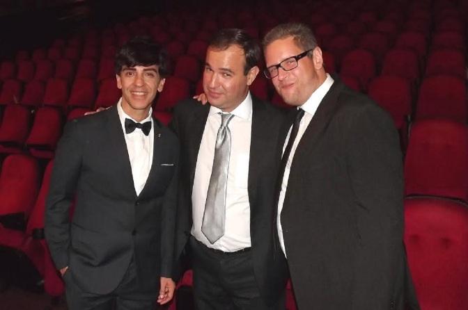 Palestra do Oscar e exibição da cerimônia ao vivo no Cine Roxy