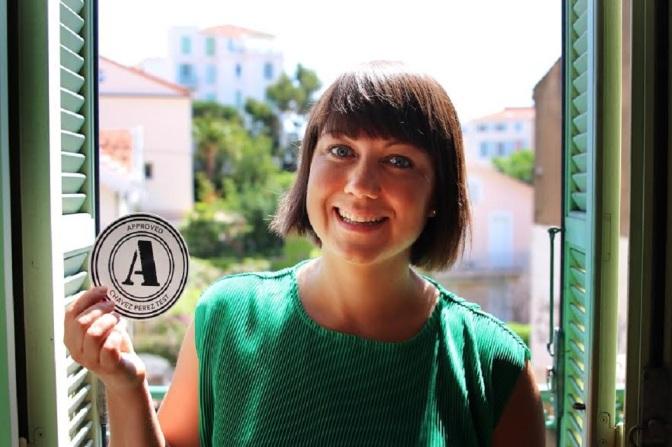 Sueca Ellen Tejle vem a Santos partilhar sobre igualdade de gênero no audiovisual