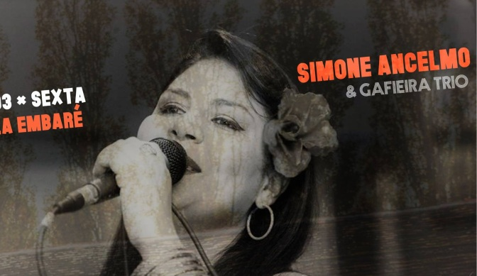 Simone Ancelmo e Trio Gafieira dão o tom no Villa Embaré