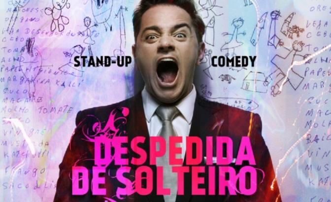 Teatro Serafim Gonzalez recebe stand up comedy 'Despedida de Solteiro'