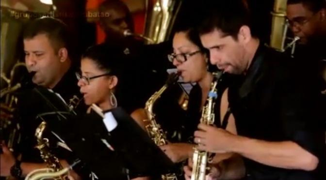 Grupos Artísticos de Cubatão reúnem mais de 200 artistas num só palco