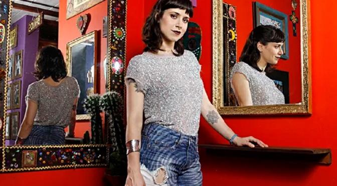Circuito Cultural Paulista volta a PG com a atriz Mel Lisboa